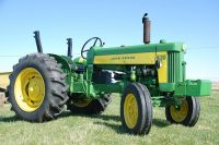 What a John Deere Tractor Taught Me About God