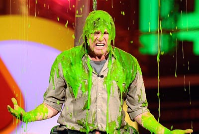getting slimed done