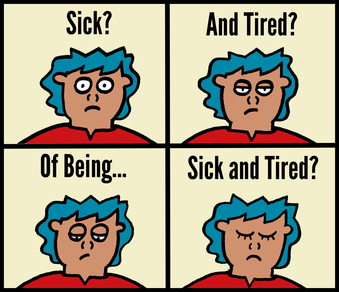 Sick and Tired of Being Sick and Tired? A New Approach to Healing Chronic Fatigue and Fibromyalgia