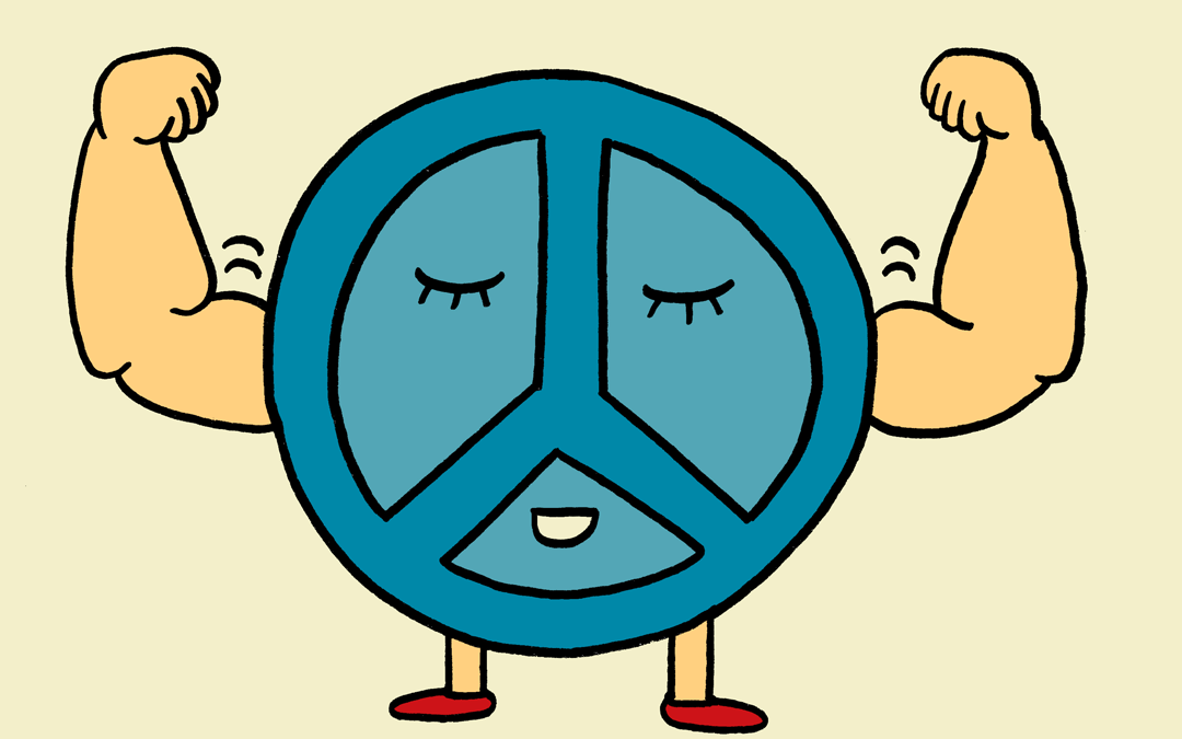 Five Ways to Be a Peace Warrior