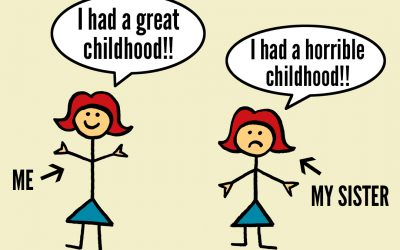 Why Do Siblings Have Such Different Childhoods?
