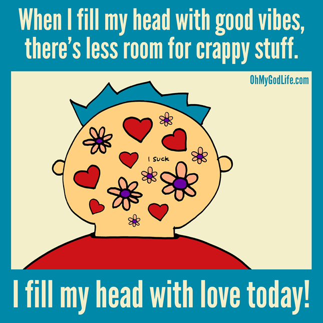 I Fill My Head with Love